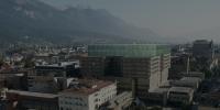 Extension de l'hopital (Innsbruck, 2005)