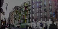 150 student housings (Paris, 2007)