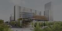 116 Housings for students La Noue (Bagnolet, 2011)