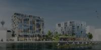 Dwellings ZAC du Port (Pantin, 2012)