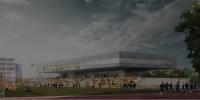 Umbau und Renovierung des Stadiums Le Gallo  (Boulogne-Billancourt, 2014)