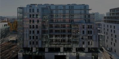 Social housing ZAC Claude Bernard (Paris, 2011)