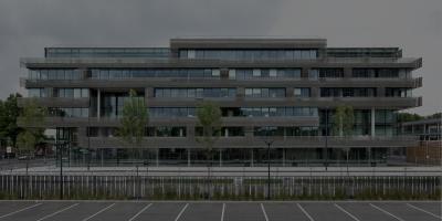 Firmensitz Lille Métropole Habitat (Tourcoing, 2015)