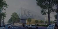 Sportzentrum (Issy-les-Moulineaux, 2015)