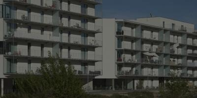 Eurogate Passive Housing (Vienna, 2011)