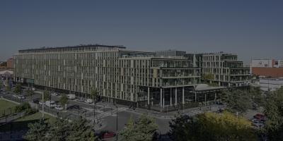 Headquarter Veolia  (Aubervilliers, 2016)